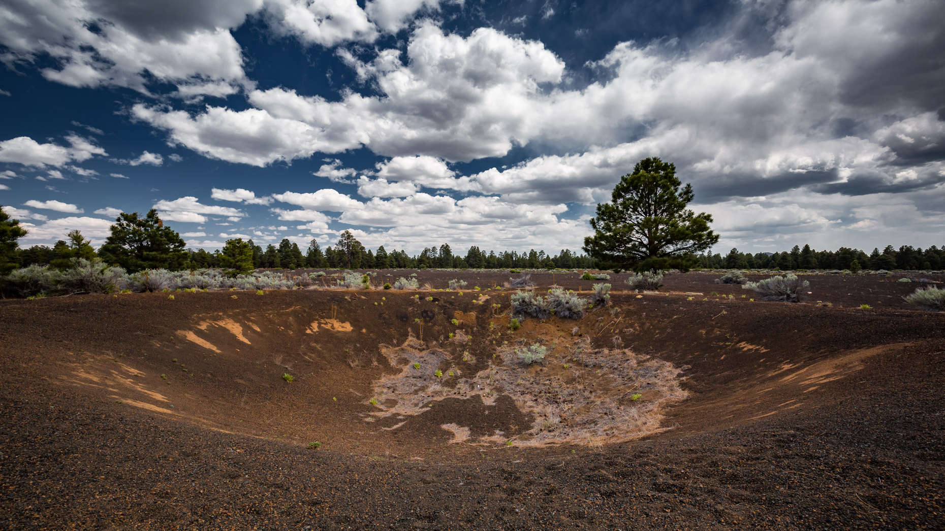 Moon Crater, Astronaut Training Ground