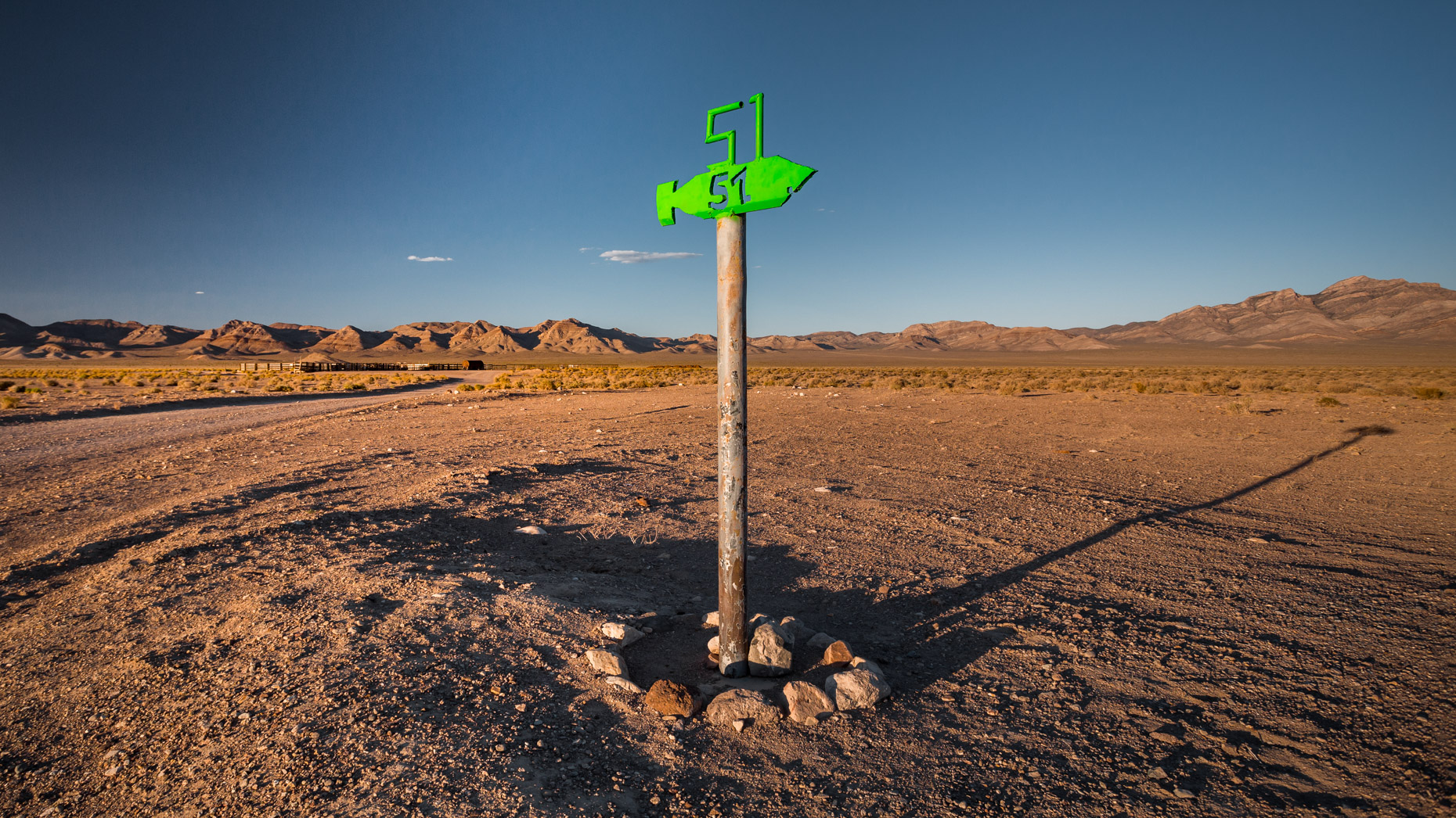 Directions to Area 51